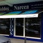 Foto de la tienda de toldos narcea
