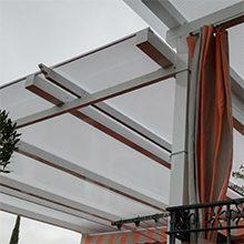 Foto de techo fijo, productos de toldos narcea